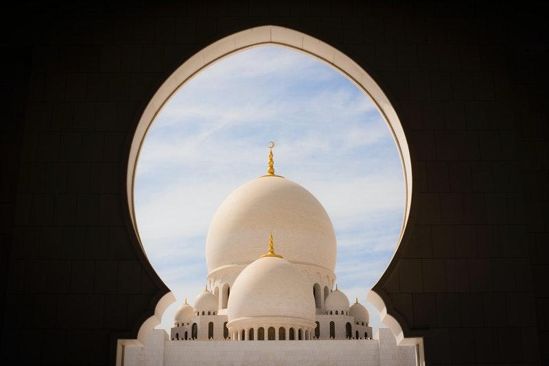 Mengenal Adab dan Doa Masuk Masjid